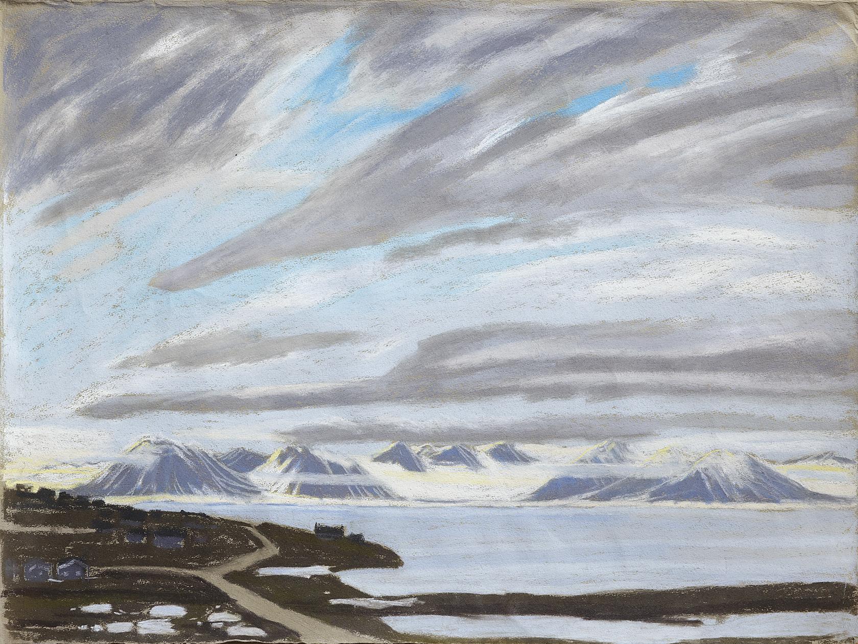 Bjørndalen Fjord - Spitzbergen / 2017